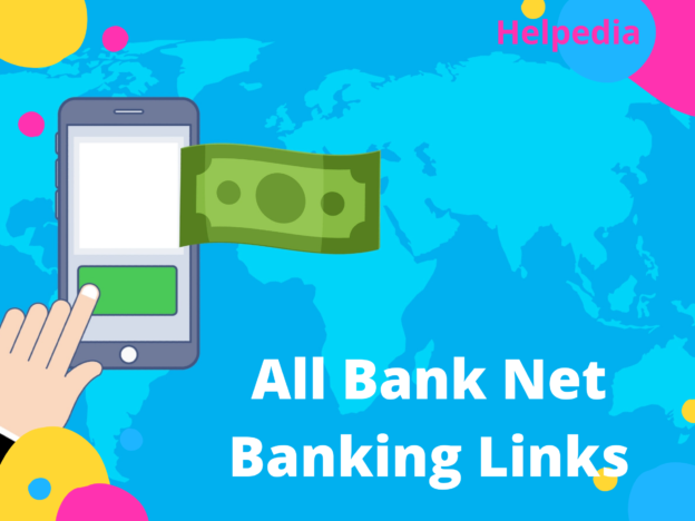 Net Banking Links For All Bank