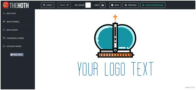 character logo design free